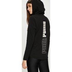 Puma - Bluza. Czarne bluzy damskie Puma, z bawełny. W wyprzedaży za 219.90 zł.