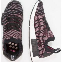 Adidas Originals NMD_R1 STLT PK Tenisówki i Trampki core black/grey four/solar pink. Trampki męskie adidas Originals, z materiału. W wyprzedaży za 561.75 zł.