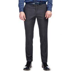 Spodnie LEONARDO GDPS900153. Eleganckie spodnie męskie marki Giacomo Conti. Za 499.00 zł.