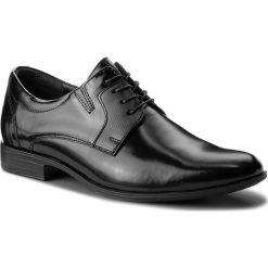 Półbuty LASOCKI FOR MEN - A-5261 Black. Czarne eleganckie półbuty Lasocki For Men, z materiału. Za 219.99 zł.
