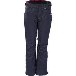 """Spodnie narciarskie """"Zunny"""" w kolorze czarnym. Spodnie snowboardowe damskie Zimtstern, z aplikacjami, z materiału. W wyprzedaży za 474.95 zł."""