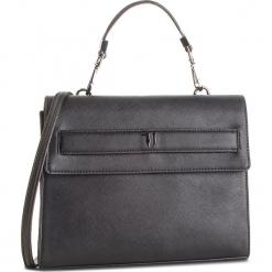 Torebka TRUSSARDI JEANS - Paprica 75B00535 K299 1. Czarne torebki do ręki damskie TRUSSARDI JEANS, z jeansu. Za 549.00 zł.
