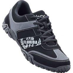Buty sznurowane bonprix czarny. Buty sportowe męskie marki B'TWIN. Za 74.99 zł.
