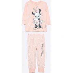 Name it - Piżama dziecięca Minnie Mouse 80-110 cm. Bielizna dla chłopców Name it, z motywem z bajki, z bawełny. W wyprzedaży za 79.90 zł.