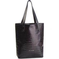 Torebka EVA MINGE - Evora 4L 18NN1372664EF  501. Czarne torebki do ręki damskie Eva Minge, ze skóry. W wyprzedaży za 449.00 zł.