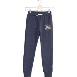 Granatowe Spodnie Dresowe Palm Leaf. Niebieskie spodnie sportowe dla chłopców Born2be, z dresówki. Za 34.99 zł.