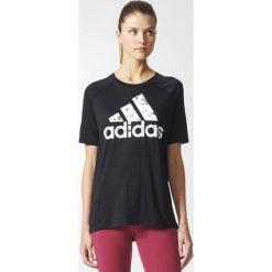 Adidas Koszulka damska SP ID Tee czarna r. M (BQ9437). T-shirty damskie Adidas. Za 104.30 zł.