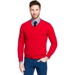 Sweter FABRIZIO SWTR000133. Swetry przez głowę męskie marki Pulp. Za 149.00 zł.