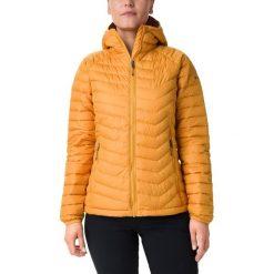 Brązowe kurtki i płaszcze damskie Columbia Kolekcja jesień