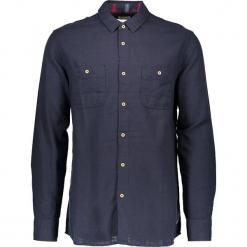 Koszula - regular fit - w kolorze granatowym. Niebieskie koszule męskie Mustang, z klasycznym kołnierzykiem. W wyprzedaży za 99.95 zł.