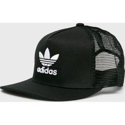 Adidas Originals - Czapka. Czarne czapki i kapelusze męskie adidas Originals. Za 79.90 zł.