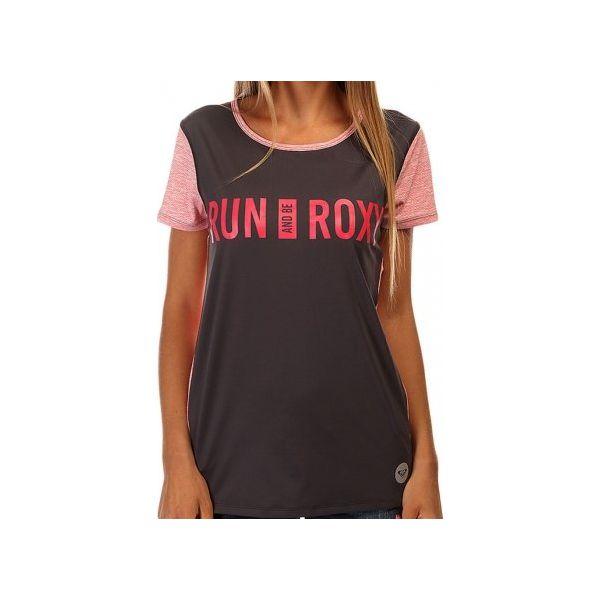 e2834cae9 Roxy Koszulka Sportowa Cutback Tee J Dark Midnight S - Koszulki ...