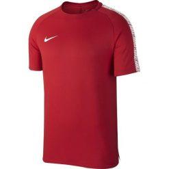 Nike Koszulka piłkarska Squad Top czerwona r. XL (859850-608). Koszulki sportowe męskie marki bonprix. Za 99.21 zł.