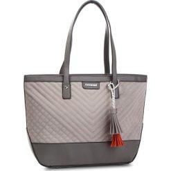 Torebka MONNARI - BAG9220-019 Grey. Szare torebki do ręki damskie Monnari, z materiału. W wyprzedaży za 169.00 zł.