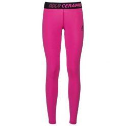 Odlo Spodnie tech. Odlo Pants Ceramicool                         - 160251 - 160251/30330/S. Spodnie dresowe damskie Odlo. Za 123.14 zł.