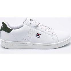 Fila - Buty Crosscourt 2 Flow. Szare buty sportowe męskie Fila. W wyprzedaży za 179.90 zł.