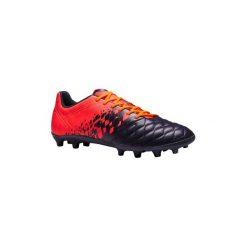 Buty do piłki nożnej Agility 500 FG korki na suchą nawierzchnię. Niebieskie buty sportowe męskie KIPSTA. Za 99.99 zł.