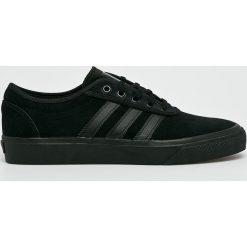 Adidas Originals - Tenisówki Adi-Ease. Czarne trampki męskie adidas Originals, z gumy. W wyprzedaży za 239.90 zł.
