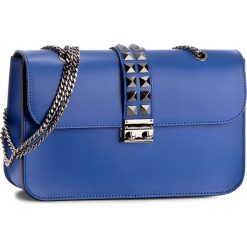 Torebka CREOLE - K10349 Niebieski. Niebieskie torby na ramię damskie Creole. W wyprzedaży za 199.00 zł.