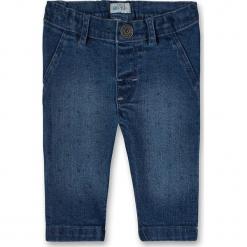 Dżinsy w kolorze niebieskim. Jeansy dla dziewczynek marki bonprix. W wyprzedaży za 72.95 zł.
