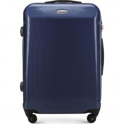Walizka średnia 56-3P-972-90. Czerwone walizki damskie Wittchen, z gumy. Za 199.00 zł.