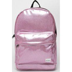 Spiral - Plecak Platinum. Różowe plecaki damskie Spiral. W wyprzedaży za 129.90 zł.