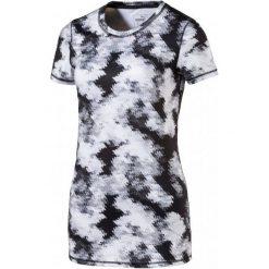 Puma Koszulka Sportowa Essential Tee - Graphic No Color- Bl M. Szare koszulki sportowe damskie Puma, z materiału. W wyprzedaży za 99.00 zł.