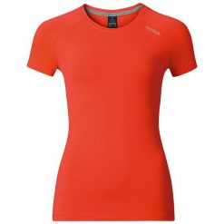 Odlo Koszulka tech. Odlo T-shirt s/s crew neck SILLIAN - 221741 - 221741/32300/S. Bluzki damskie Odlo. Za 63.30 zł.