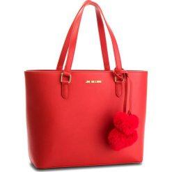 Torebka LOVE MOSCHINO - JC4322PP06KW0500  Rosso. Czerwone torebki do ręki damskie Love Moschino, ze skóry ekologicznej. W wyprzedaży za 579.00 zł.