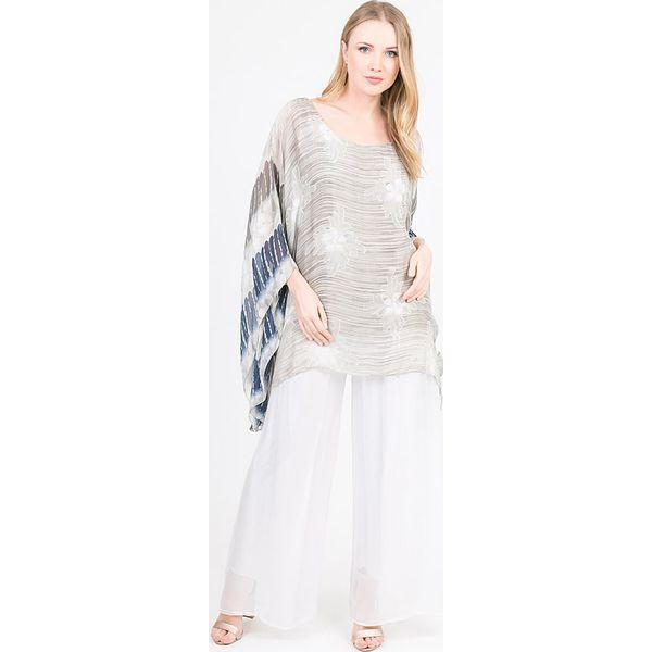0ef2e39ae0 Wyprzedaż - bluzki i tuniki damskie marki Scherrer Soie - Kolekcja wiosna  2019 - Chillizet.pl