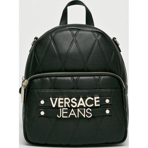 64668b5cd071b Versace Jeans - Plecak - Czarne plecaki damskie marki Versace Jeans ...