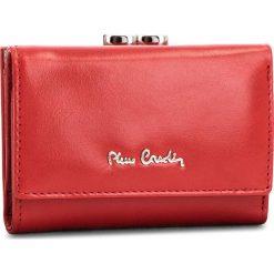 Mały Portfel Damski PIERRE CARDIN - 01 LINE 117 Red 19125. Czerwone portfele damskie Pierre Cardin, ze skóry. Za 129.00 zł.
