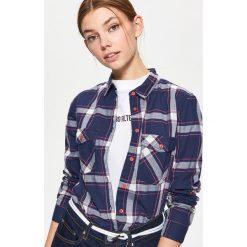 6f80c2d3200f12 Cropp koszule męskie - Koszule męskie - Kolekcja wiosna 2019 ...