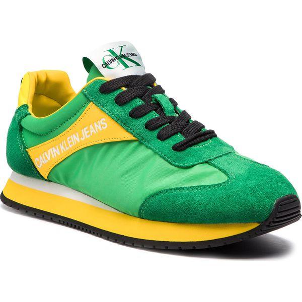 Sneakersy CALVIN KLEIN JEANS Jerrold S0615 Multi Green