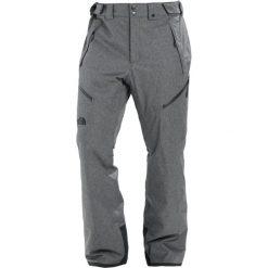 The North Face CHAKAL PANT Spodnie narciarskie mid grey heather. Spodnie snowboardowe męskie marki WED'ZE. W wyprzedaży za 616.85 zł.