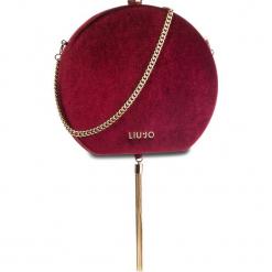 Torebka LIU JO - N68140 T9093 Red 91656. Czerwone torebki do ręki damskie Liu Jo, z materiału. Za 399.00 zł.