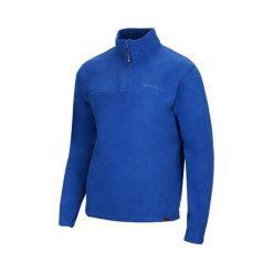 BERG OUTDOOR Bluza męska REID 1/2 ZIP POLAR SWEAT niebieska r. XXL (EL4322700AW14). Bluzy męskie BERG OUTDOOR, z polaru. Za 56.42 zł.