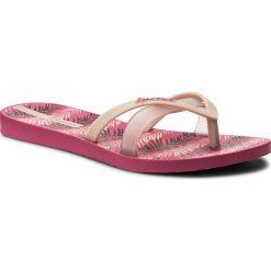 Japonki IPANEMA - Kirei Silk III Fem 82289 Pink/Pink 21038. Klapki damskie marki Nike. Za 64.99 zł.