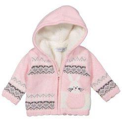 Dirkje Sweter Dziewczęcy Z Kożuszkiem 104 Różowy. Swetry dla dziewczynek marki bonprix. Za 125.00 zł.