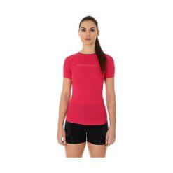 Brubeck Koszulka damska  3D Run Pro  malinowa r. M (SS12030). T-shirty damskie Brubeck. Za 122.98 zł.