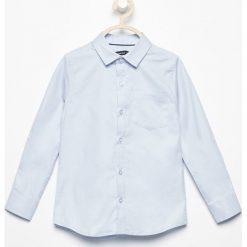 Elegancka koszula - Niebieski. Koszule damskie marki bonprix. W wyprzedaży za 39.99 zł.
