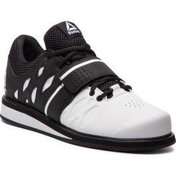 Buty Reebok - Lifter Pr CN4513 White/Black. Białe buty sportowe męskie Reebok, z materiału. Za 379.00 zł.