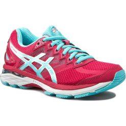 Buty ASICS - Gt-2000 4 T656N Azalea/Turquoise/White 2140. Czerwone obuwie sportowe damskie Asics, z materiału. W wyprzedaży za 329.00 zł.