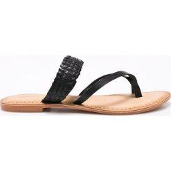 Vero Moda - Japonki Alva. Szare klapki damskie Vero Moda, z gumy. W wyprzedaży za 79.90 zł.