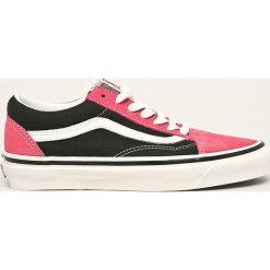 Różowe obuwie sportowe damskie Vans Kolekcja wiosna 2020