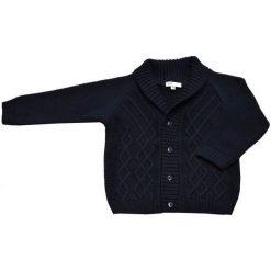 EKO Sweter Chłopięcy 122 Ciemny Niebieski. Swetry dla chłopców marki Reserved. Za 85.00 zł.