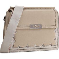 Torebka NOBO - NBAG-D1210-C015 Beżowy. Brązowe torebki do ręki damskie Nobo, ze skóry ekologicznej. W wyprzedaży za 129.00 zł.