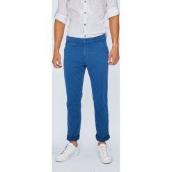 Medicine - Spodnie Basic. Szare eleganckie spodnie męskie MEDICINE, z bawełny. W wyprzedaży za 79.90 zł.