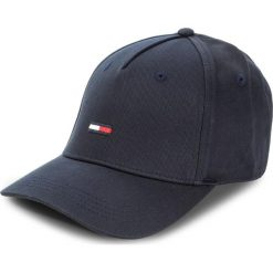 Czapka z daszkiem TOMMY JEANS - Tju Flag Cap M AU0AU00068 001. Niebieskie czapki i kapelusze damskie Tommy Jeans. Za 129.00 zł.