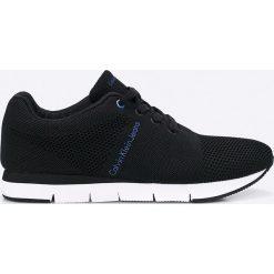 Calvin Klein Jeans - Buty. Czarne buty sportowe męskie Calvin Klein Jeans, z jeansu. W wyprzedaży za 359.90 zł.